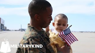 Download Best Military Homecomings of May 2019 Compilation 🇺🇸 | Militarykind Video