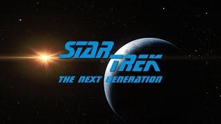 Download ST: The Next Generation Titles (Season 1) 4K Fan Recreation Video