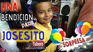 Download Una sorpresa Escolar para José el niño del Arbolito Video