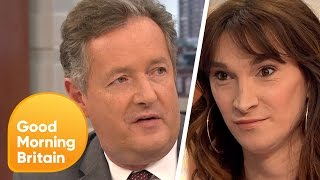 Download Piers Debates Transgender Activist Over Genderless Acting Awards | Good Morning Britain Video
