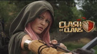 Download Clash of Clans: Live Action Movie Trailer Commercial Video
