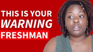 Download 7 Deadly College Freshman Mistakes to AVOID | Freshman Survival Guide Day 4 Video