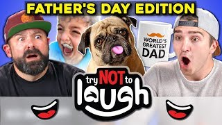 Download Try To Watch This Without Laughing or Grinning (Father's Day Edition!) Video