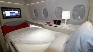 Download Air France La Premiere First Class Paris to Tokyo Flight Experience Video