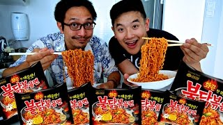 Download EXTREME SPICY FIRE NOODLE CHALLENGE Vol.2 Video