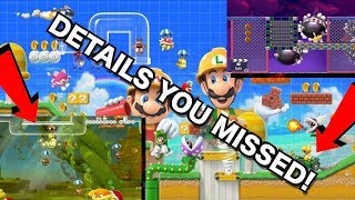 Download Mario Maker 2 The Things You Missed!!! [Analysis] Video
