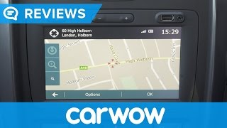 Download Dacia Duster 2017 infotainment and interior review | Mat Watson Reviews Video