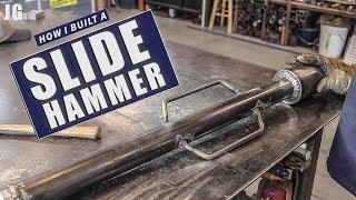 Download How I Built a Slide Hammer | JIMBO'S GARAGE Video