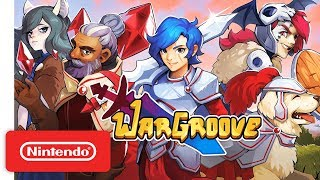 Download Wargroove - Launch Trailer - Nintendo Switch Video