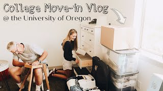 Download UO COLLEGE MOVE IN VLOG 2018 PT 1 | MOVING INTO MY 1ST APARTMENT Video