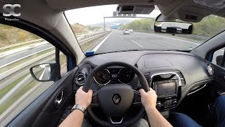 Download Renault Captur 1.5 dCi (2016) on German Autobahn - POV Top Speed Drive Video