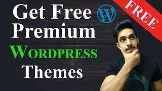 Download Free WordPress Premium Theme Download (Hindi) | Get Premium Wordpress Themes Video
