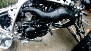 Custom Yamaha Banshee Build yzf350 Free Download Video MP4 3GP M4A