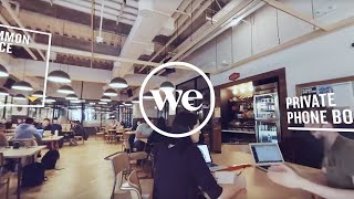 Download Behind the Scenes: 360 VR Tour | WeWork Video