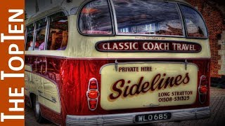 Download The Top Ten Coolest Old Buses Video