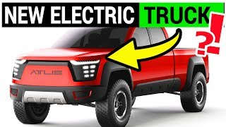 Download This All Electric Pickup Truck Looks Promising Video