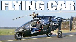 Download ► Flying Car - Pal-V One Video