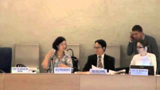 Download Saudi Arabia Tries to Silence Center for Inquiry at UN Human Rights Council - 6/23/14 Video
