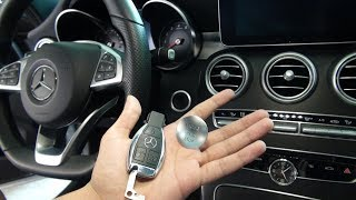 Download New Mercedes Benz - Cool Features Tips and Tricks Key Fob C Class Video