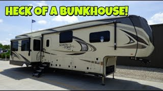 Download Sweet Floorplan from 2019 Jayco! Northpoint 377RLBH Video