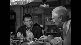 Download It's A Wonderful Life - Dinner Scene Video