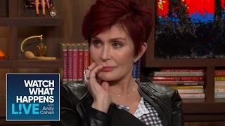 Download Sharon Osbourne Burns Kanye West   WWHL Video