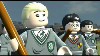 Download Lego Harry Potter : Years 1 - 4 - Movie (All Cutscenes) Video