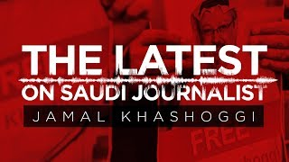 Download Here's what audio allegedly reveals about murdered, dismembered Saudi journalist Jamal Khashoggi Video