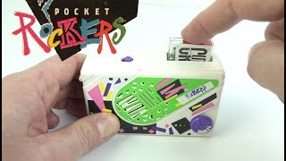 Download Pocket Rockers - 1980s endless loop tapes for kids Video