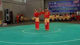 Download Kejurnas Tapak Suci 2014 - Ganda Tangan Kosong Putra Singapura Video