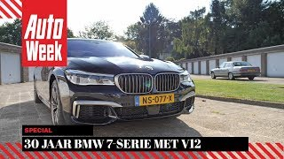 Download 30 Jaar BMW 7-serie met V12 - AutoWeek Special - English subtitles Video