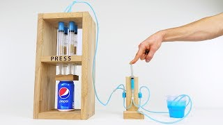 Download How to Make Powerful Hydraulic Press Video