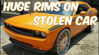 Download Q&A: E55 AMG, Stolen Challenger with 26″ RIMS, Total Loss Explained Video