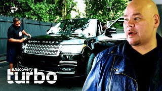 Download Películas y aros nuevos en el Land Rover de Fat Joe | Autos únicos con Will Castro | Discovery Turbo Video