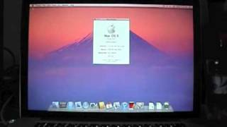 Download Mac OS X Lion Developer Preview 2 Installation and demo (Part 1) Video