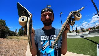 Download CAN WE FIND THE WORST BOARD AT THE PARK? Video