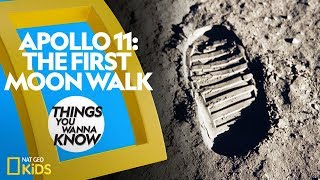 Download Apollo 11 - The First Moon Walk | Things You Wanna Know Video