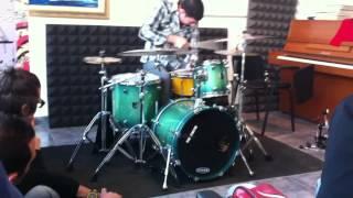 Download Mark Guiliana   Drum Solo [Taranto, Italy / October 2011] Video