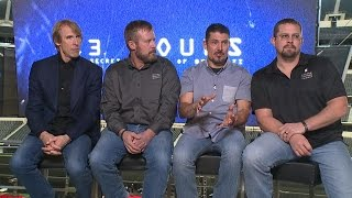 Download 'Secret Soldiers of Benghazi' Discuss Real-Life Events Behind '13 Hours' | ABC News Video