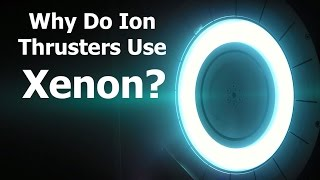 Download Why Do Ion Thrusters Use Xenon? KSP Doesn't Teach..... Video