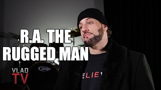 Download RA The Rugged Man to Mumble Rappers: Take the C**k Out of Your Mouth Video