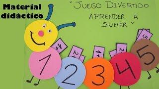 Download Juego divertido: Aprende a sumar (Material didáctico) Video