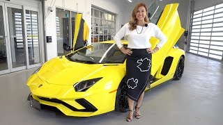 Download What your Lamborghini Salesperson should tell you when buying an Aventador S! Video