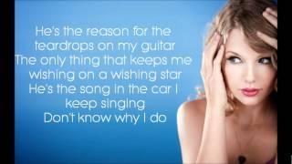 Download Teardrops On My Guitar - Taylor Swift [Lyrics] Video