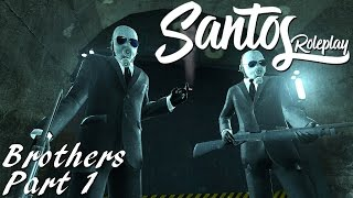 Download Gmod: SantosRP 2.0 - Brothers - P1 - Drug Dealing! Video