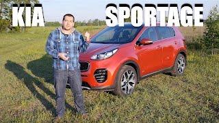 Download KIA Sportage GT-Line 1.6 T-GDI 7-DCT 2016 (PL) - test i jazda próbna Video