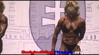 Download Women Bodybuilding over 55kg - Part 3 Video