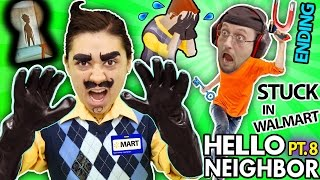 Download HELLO NEIGHBOR IN REAL LIFE! Cry Baby in ALPHA 3 Basement + His Name Revealed? (FGTEEV Part 8 IRL) Video