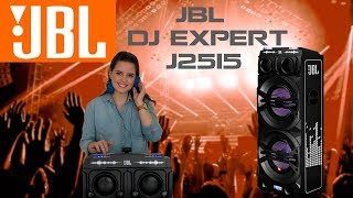 Download Caixa JBL DJ Xpert J2515 - Review - [ Premier Shop ] Video