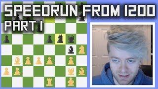 Download Aman Hambleton Bullet Chess Speedrun | Part 1 Video
